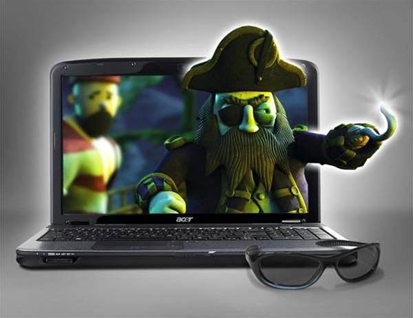 Review: Your laptop screen now has 3D: Acer's Aspire 5738DG laptop reviewed