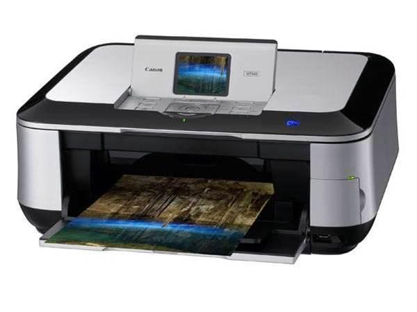Canon's Pixma MP640 boasts picture perfect printing