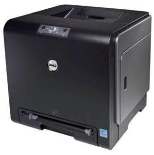 Dell's 1320cn laser printer features great quality printing at a very low cost