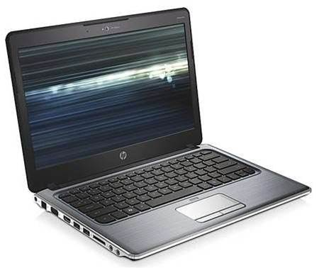 HP's Pavilion dm3, a budget laptop of rare pedigree