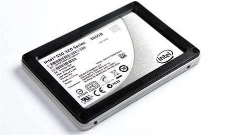 Intel 320 160GB