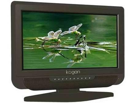 FIRST LOOK: Kogan LCD TV, it's a geek screen
