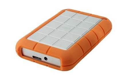 LaCie Rugged USB 3