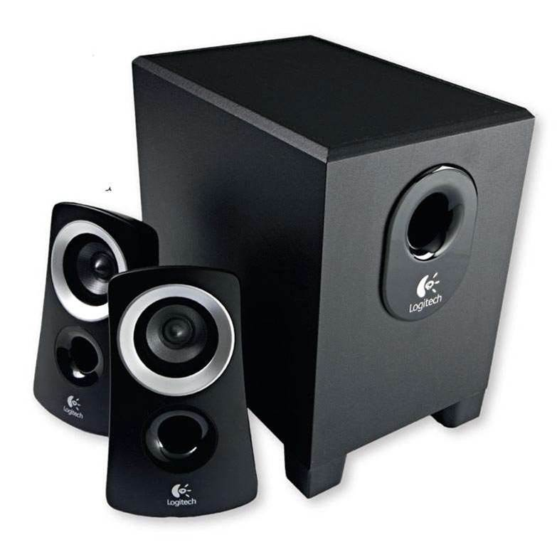 Logitech's Z313 speakers not ideal