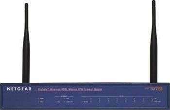 Netgear ProSafe Wireless ADSL Modem VPN Firewall Router DGFV338