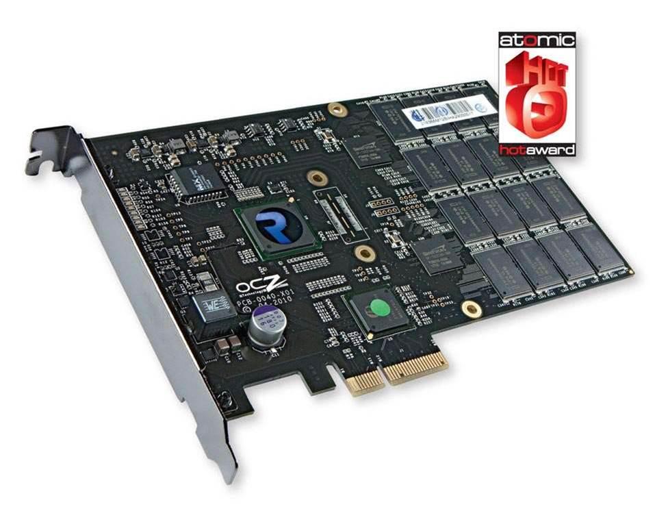 OCZ's RevoDrive 120GB impresses