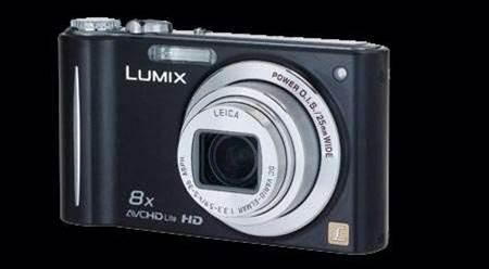 Panasonic Lumix DMC-ZR3, big zoom and high-quality video mode