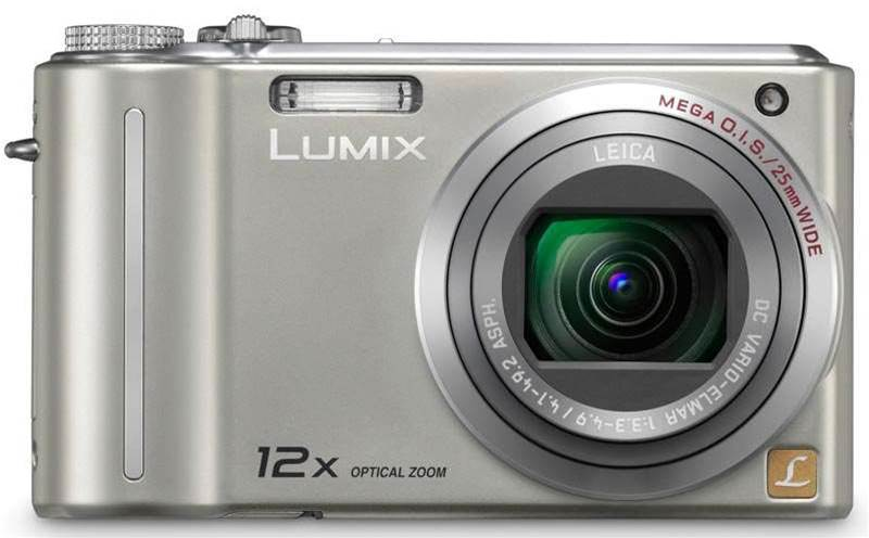 Panasonic's Lumix DMC-TZ6 scores top marks for impressive zoom lens, great image quality