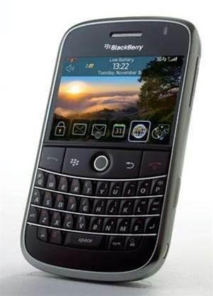 RIM BlackBerry Bold 9000