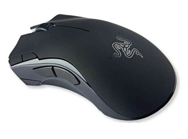 Razer Mamba wireless gaming mouse