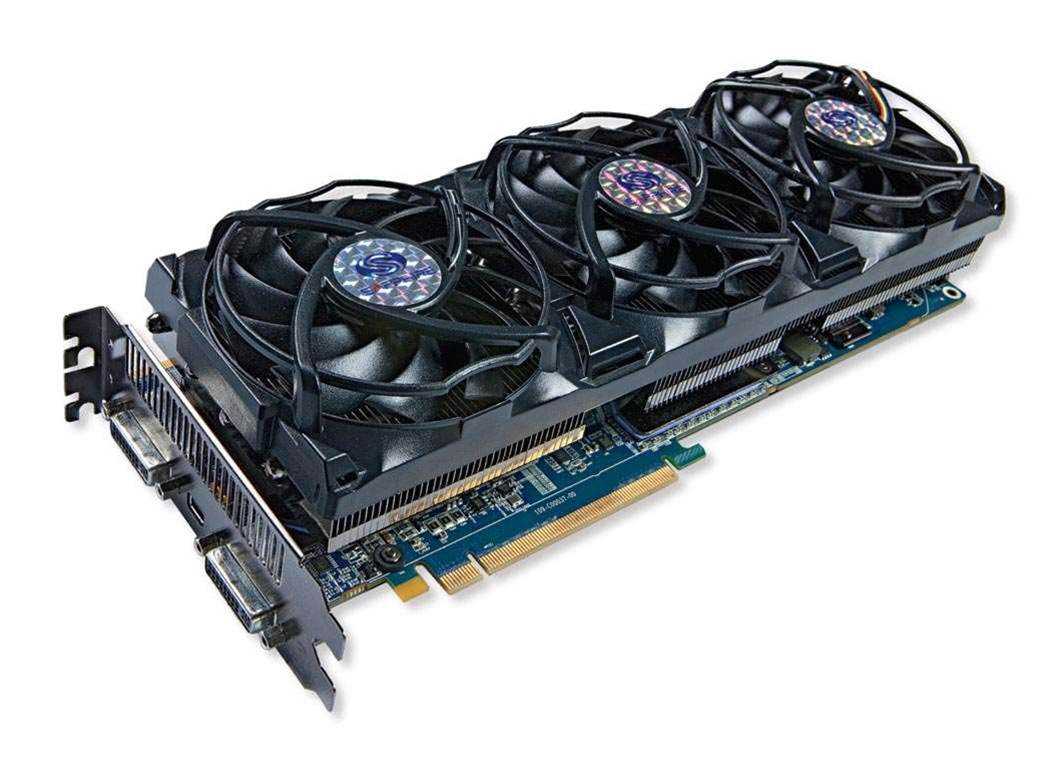 Sapphire's 5970 Toxic: super fast, super expensive