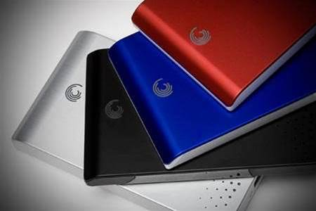 Seagate's FreeAgent Go has the looks, but lacks performance
