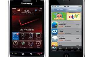 Review: First Look: Blackberry Storm compared with iPhone 3G