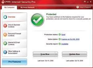 Trend Micro Internet Security Pro 2010, this year's version is a mixed blessing