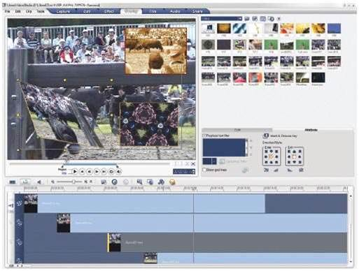 Ulead VideoStudio 10