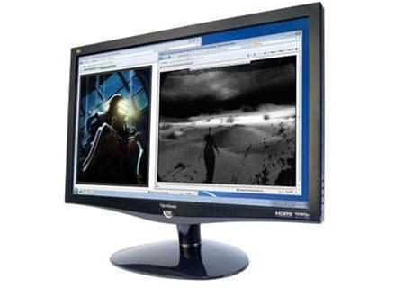 ViewSonic VX2739wm, fast and well-equipped