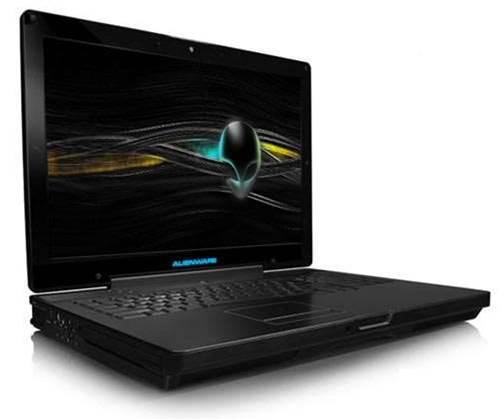 Alienware's M17x notebook is so good, it's almost out of this world in quality and performance