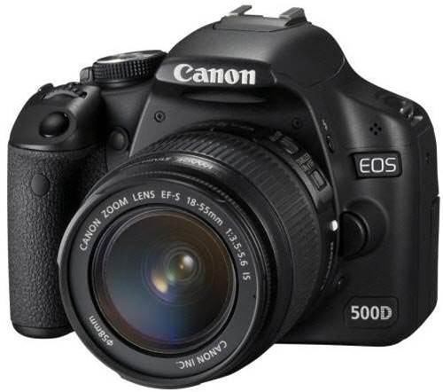 Canon EOS 500D performs well, but remains an expensive step up to HD video