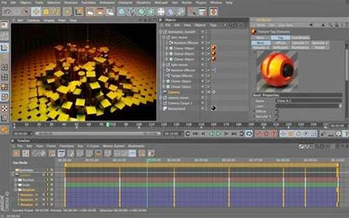 Maxon's Cinema 4D 11.5 Broadcast Edition inspires creative pulse in the fourth dimension
