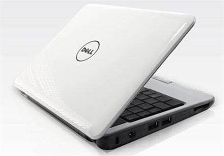 Dell Inspiron Mini 10 suffers from disapointing battery life and a poor keyboard