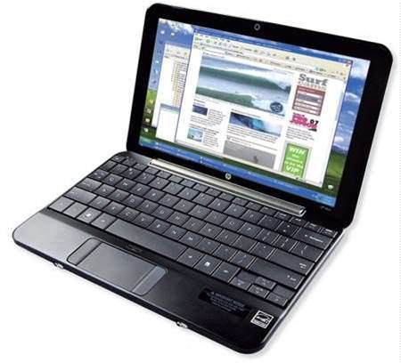 Review: HP Mini 1001TU