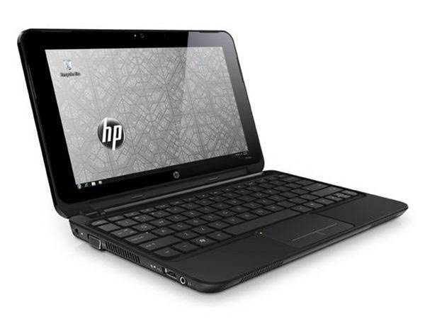 HP's mini 210 lacks the winning elements of a useful netbook