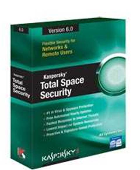 Review: Kaspersky Labs Total Space Security v6.0