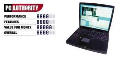 Gateway Solo 5300XL Deluxe