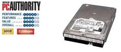 IBM: Deskstar 120GXP IC35L060AVVN07-0