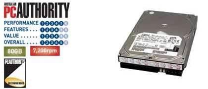 IBM: Deskstar 120GXP IC35L080AVVN07-0