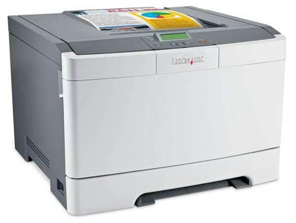 Lexmark's C540n is a strong contender for best in class for price and printing quality