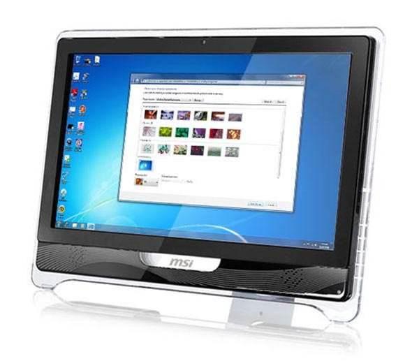MSI's Wind Top AE2220 is let down by poor speakers and screen
