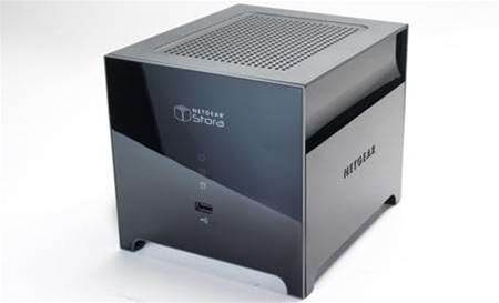 Netgear Stora MS2110, our review of the simpler alternative to the ReadyNAS Duo