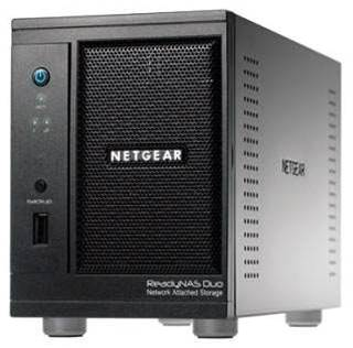 Netgear  ReadyNAS Duo, good value storage for music and video