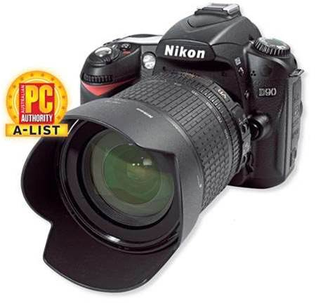 Nikon D90, why it's our new A-List DSLR
