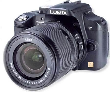 Panasonic Lunix DMC-L10