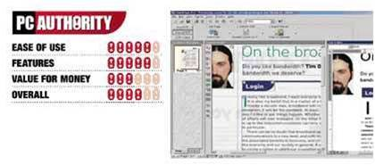 ScanSoft OmniPage Pro 11.0