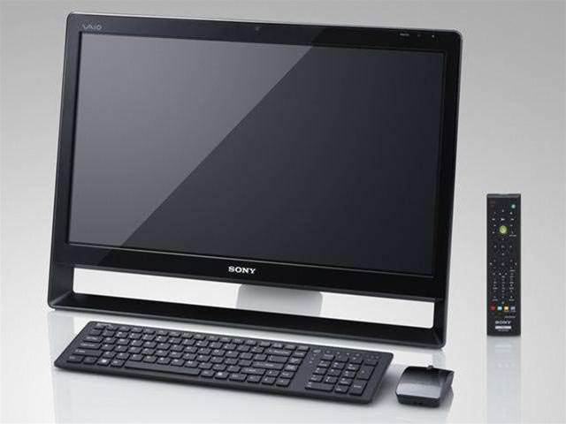 Sony's VAIO VPC-L118FG, the finest touchscreen PC we've seen so far