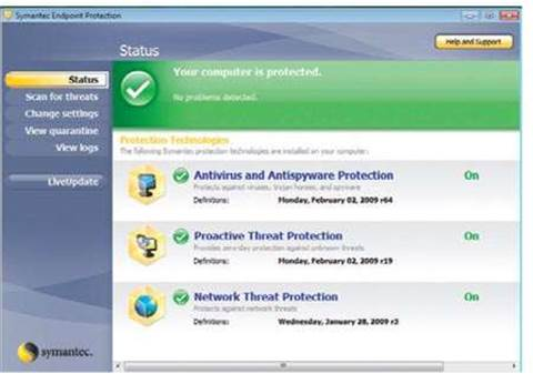 Review: Symantec Multi-tier Protection Small Business Edition 11.0.4