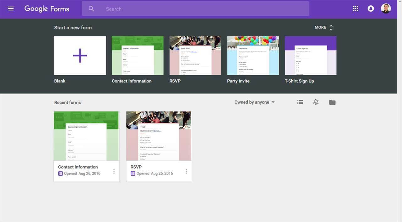 Seven tips for creating great Google forms and surveys
