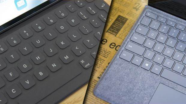 iPad Pro vs Surface Pro: 2017 showdown