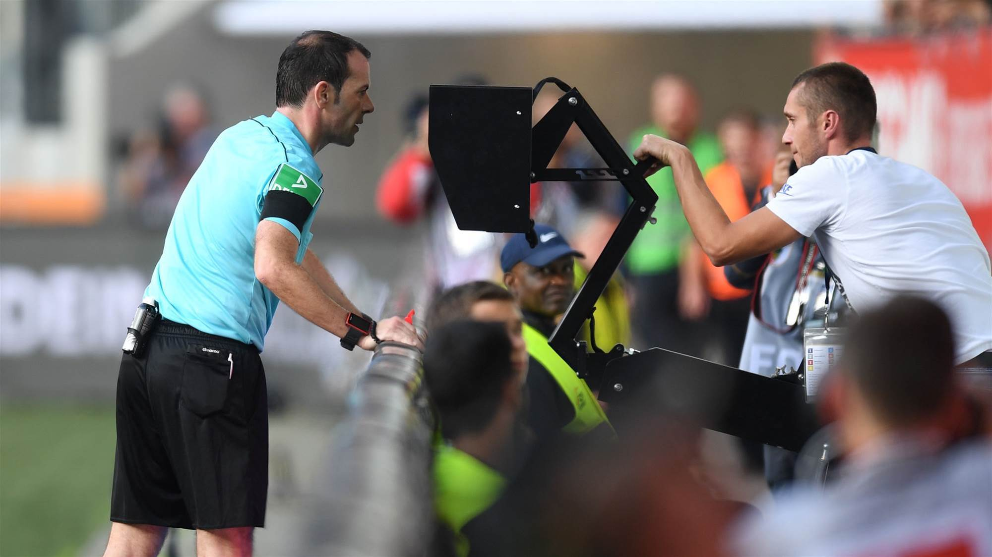 To VAR or not to VAR, that is the question