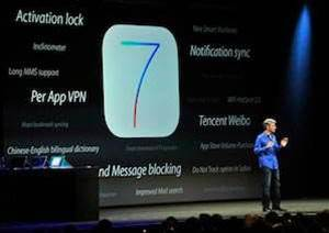 Preview: iOS 7 for system administrators