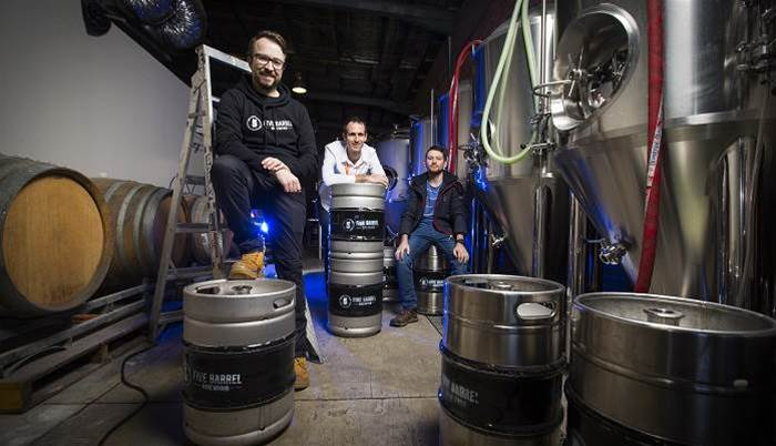 Wollongong startup brews the Internet of Beers