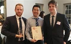 CRN wins 'best magazine'