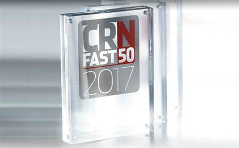 Make this your year to shine at the CRN Fast50