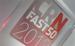 Who were the top vendors for the 2013 Fast50?