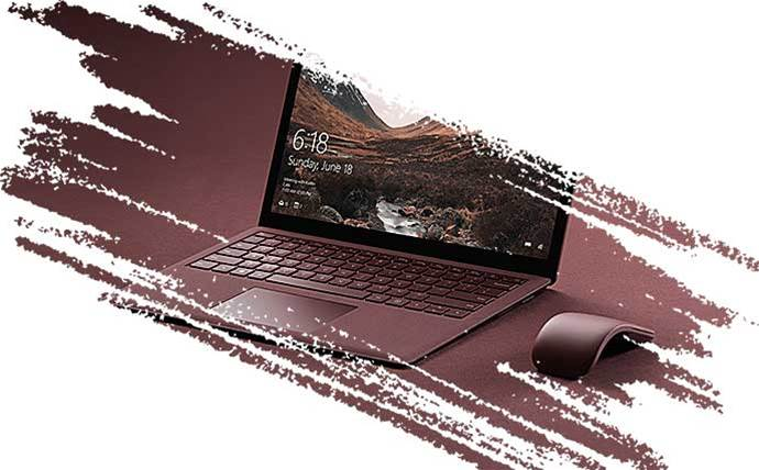 Is Microsoft's Surface Laptop too light on software?
