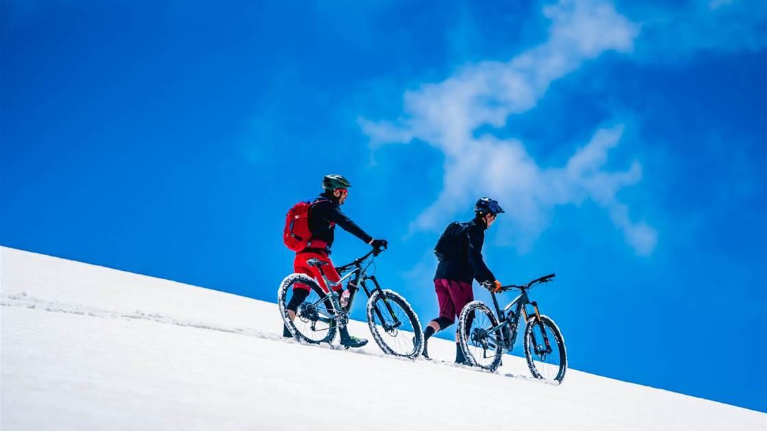 Bucket List alpine mountain bike trips