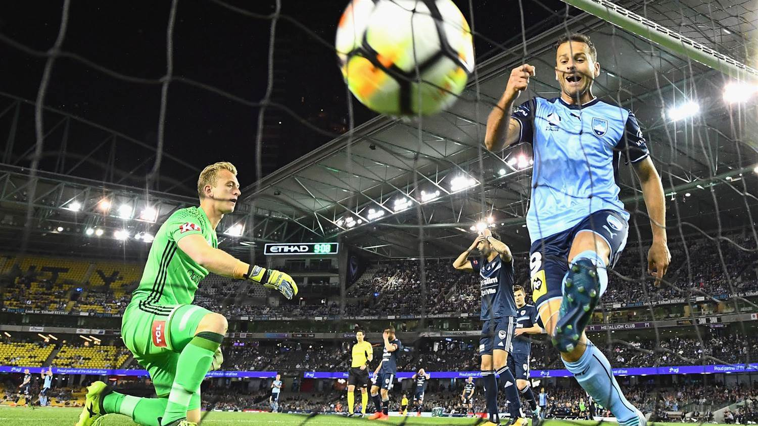 Match analysis: Victory v Sydney